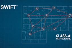 Smart Wireless Integrated Fire Technology (SWIFT) detectors