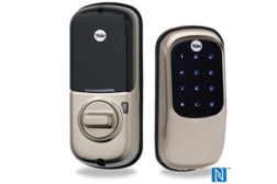Yale Locks & Hardwares NFC residential door lock