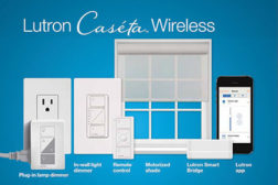 Lutron Caseta wireless