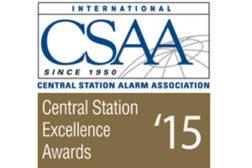CSAA excellence awards 2015