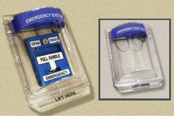 The Emergency Pull Station series by Dortronics Systems Inc.