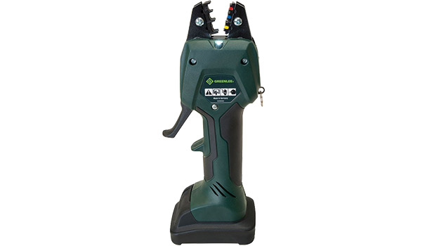 Fiber Optic Center Inc. (FOC) added the Greenlee Micro Crimper power crimp tool kit