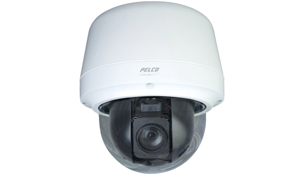 Spectraâ?¢ Professional Range high speed PTZ dome camera.