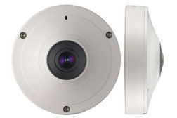 Samsung Techwin's SNF-8010 and the mobile SNF-8010VM fisheye cameras
