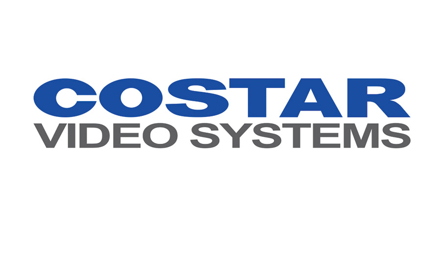 Costar Video Systems upgraded its website in a complete redesign