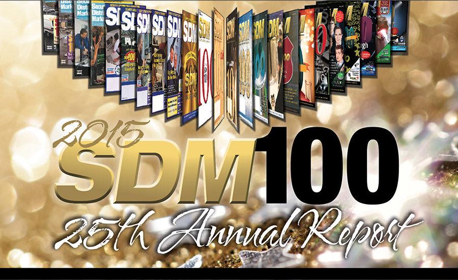 2015 SDM 100 Report: The Rankings | 2015-05-07 | SDM Magazine
