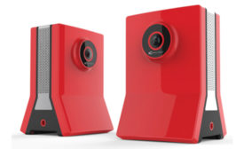 The IC Realtime IC720 360x360 virtual PTZ video camera