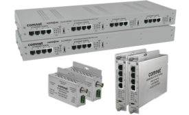 CopperLine Ethernet over COAX/UTP distance-extending product line