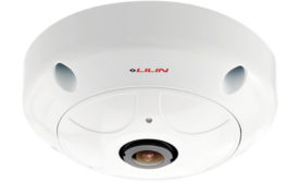 CMD2422 series HD 2MP sensor dome surveillance camera from LILIN
