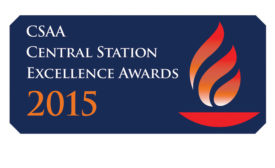 CSAA Central Station Excellence Awards 2015