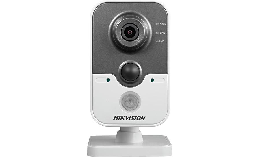 Hikvision Wi-Fi IP Camera Solves Furnace Problem