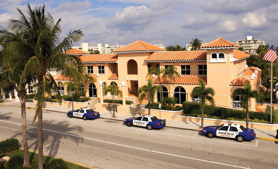 The Palm Beach Police Department