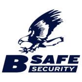 B Safe Security Logo