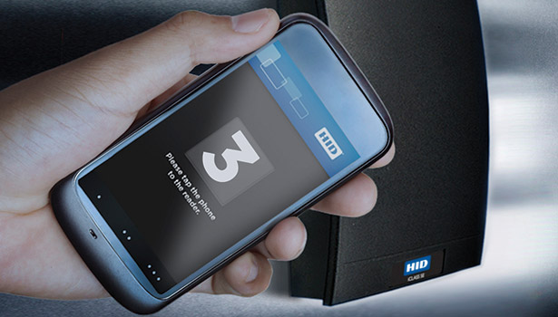 NFC technology can use many of the already installed smart card readers.