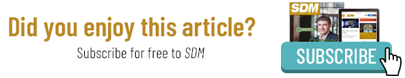 Subscribe to SDM Magazine