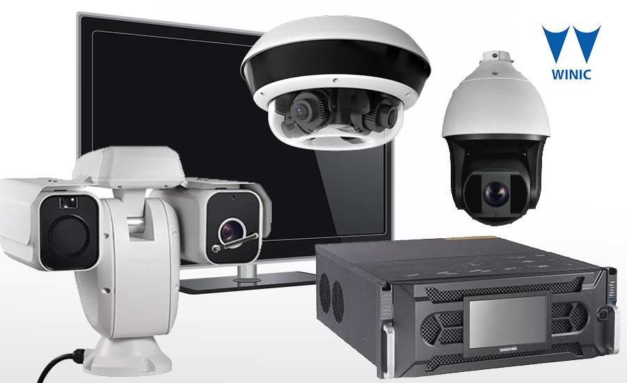 High Definition Surveillance Products