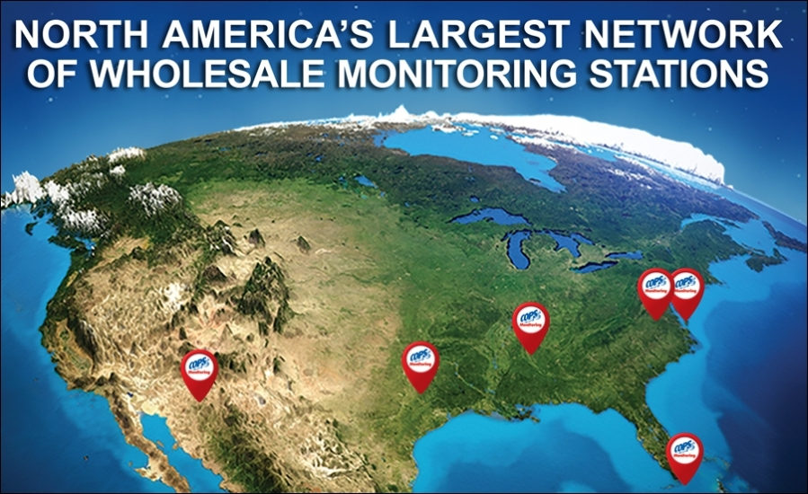 North America's Largest Network of Monitoring Stations