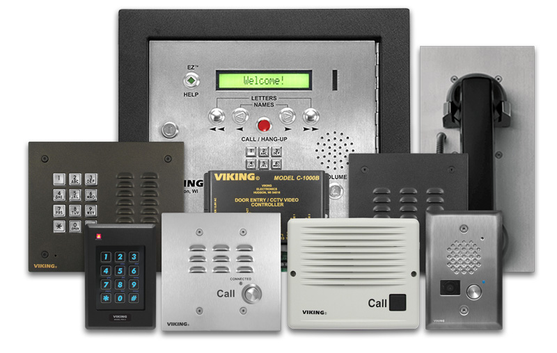 Access Control and Entry Phones