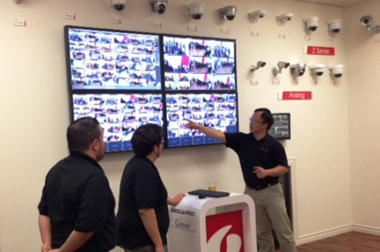 Lilin Control4 Integration Provides Easy Access To Cctv