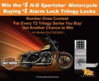 Alarm Lock Harley-Davidson